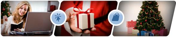 Natale offerte e promozioni gratis per regali di Natale: paypal