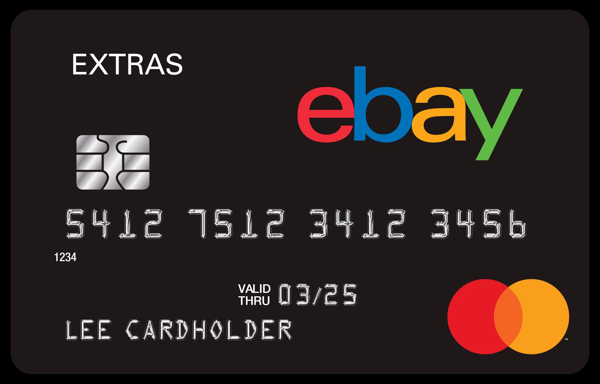 eBay Mastercard eBay.com